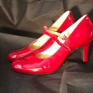 Alex Marie patent leather shoes